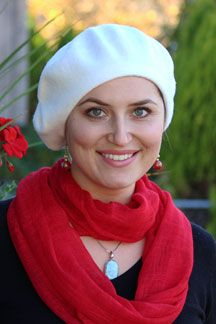 Parkhurst classic wool beret. The Classic Beret never goes out of style. Soft, simple and seamless. Also a great hat for cancer patients. Nine stunning Fall colors!