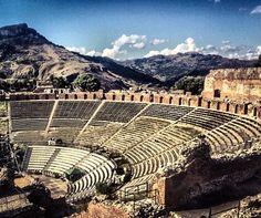 Taormina antico teatro