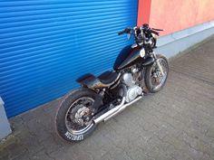 Grundplatte Solo-Sitze Yamaha XVS 1300 Custom,XVS 250 Drag Star