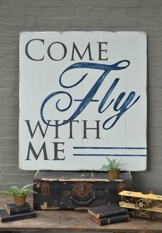 Come Fly With Me - N