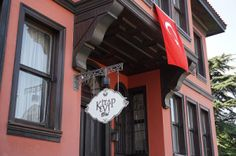 Kitapevi Hotel, A boutique hotel in Bursa.