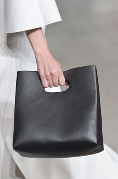 Origami - Best Handbags from New York Fashion Week Spring 2015 - StyleBistro leather purse My Bags, Purses And Bags, Cheap Purses, Tod Bag, Leather Purses, Leather Handbags, Best Handbags, Popular Handbags, Cheap Handbags