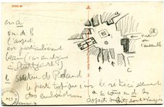 Image 1 of 15 from gallery of Drawing on the Road: The Story of a Young Le Corbusier's Travels Through Europe. / ADAGP, Paris / Artists Rights Society (ARS), New York 2016 Le Corbusier, Sketchbook Drawings, Drawing Sketches, Sketching, Architecture Today, Architecture Diagrams, Travel Through Europe, Europe Photos, Creative Photos