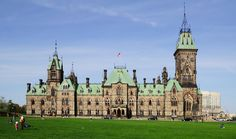 Top 20 things to do in Ottawa: East Block