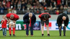 Brilliant tries, a devastating typhoon, wonderful fans and Owen Farrell's haka stare - the 2019 World Cup had more than its fair share of unforgettable moments. Competition Bows, England Players, Emotional Photos, All Blacks, Rugby World Cup, Second World, Great Friends, What Is Like, Bbc