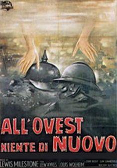 Anno: 1930 - Regia: Lewis Milestone - Canale: Google Play - Note: film sonoro