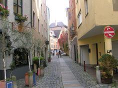 Augsburg, Altstadt