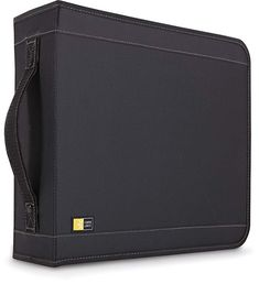 Case Logic 208 Capacity CD Wallet Review