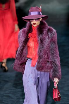 Gucci Fall 2011 Runway Pictures