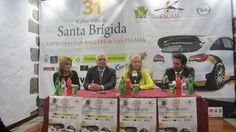 TIEMPO DE DEPORTE: El Rallye de Santa Brígida inaugura el Campeonato ...