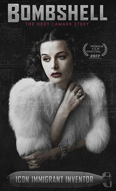 Bombshell: The Hedy Lamarr Story Full Movie Streaming Online in HD-720p Video Quality