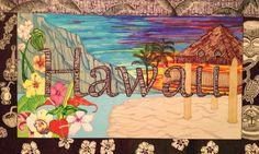 Hawaii Postcard #ButterflysPins