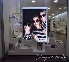 MaiÓptica - montra Display Design, Store Design, Baby Store Display, Optical Shop, Coffee Design, Shop Interior Design, Optician, Baby Design, Decoration