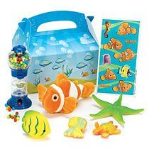 Finding Nemo Party Favor Boxes