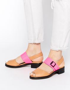 To Be Announced Fiji Flat Sandals