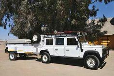 130 Land Rover