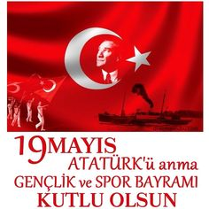 19 Mayıs Mesajları - Dilek Mektubu #Atatürk #Bayrammesajları #gençlikvesporbayramı #bayram #19mayıs Movies, Movie Posters, Twitter, Instagram, Art, Art Background, Films, Film Poster, Kunst
