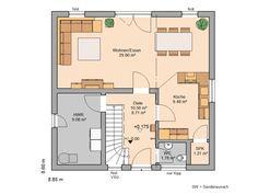 Stadtvilla Novo von Kern-Haus | Attraktive Architektur