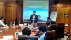 Algorithmic Trading Workshop in MDP by NSE - June 2015