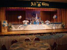 RE: High School Banquet Decorations