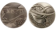 Vancouver Winter Olympics Participation Medal