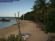 Webcam | Castaway Island, Fiji | Fiji Resorts | Fiji Holidays