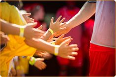 25 Ways to Increase Good Sportsmanship in youth sports. Set great examples for kids and teach young athletes the importance of being a team player!