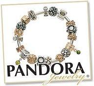 Pandora bracelet and charms I love pandora!!!