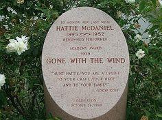 Hattie McDaniel 1895-1952