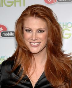 "angie+everhart | Angie Everhart ""Take me home tonight"" Premiere.Regal Cinemas, Los ..."