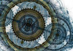 Mechanical Circles by Martin Capek
