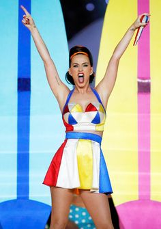 Katy Perry - Super Bowl Halftime Show 2015