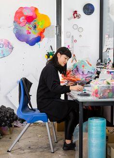 Louise Zhang — The Design Files | Australia's most popular design blog.