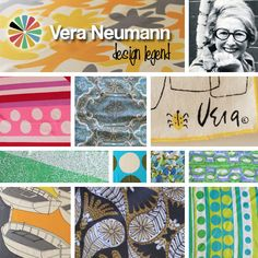 """""""People want to feel or express emotions in their clothes and furnishings.  A bland cocoon is a dull existence"""" -- Vera Neumann  Read more: Vera Neumann - Biography and Comprehensive Online Guide - Retro Renovation"""