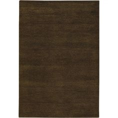 Chandra Rugs Meson Brown Contemporary Rug - MES15600