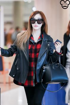 [160310] Tiffany at Incheon Airport Back From Paris