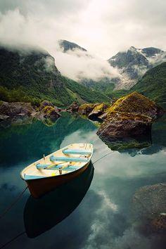 Bondhusbreen, Folgefonna National Park, Norway