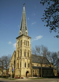Wisconsin | All Saints Episcopal Cathedral in Milwaukee, WI - From your Trinity Stores crew.