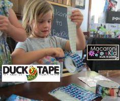 Duck Tape®   Macaroni Kid