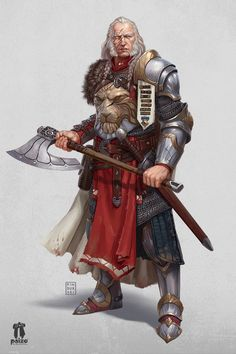Pathfinder Adventure Path: City in the Lion's Eye, Hugh Pindur Fantasy Character Design, Character Concept, Character Inspiration, Character Art, Fantasy Male, Fantasy Armor, Medieval Fantasy, Dungeons And Dragons Characters, Dnd Characters