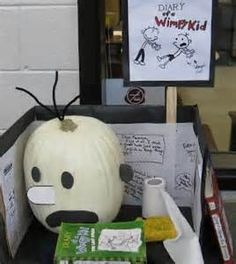 MANY, MANY Story Book Character Pumpkins + other great ideas