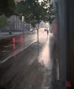 Rainy Start Canvas Print / Canvas Art by Island Sunrise and Sunsets Pieter…