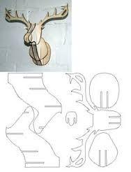 Resultado de imagen para descargar plantillas de cabezas de animales