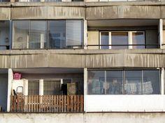 Petržalka - balkóny