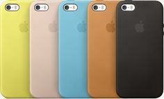 Apple - iPhone 5 - New Cases
