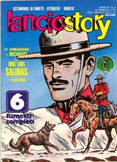 LANCIOSTORY 14 Febbraio 1977