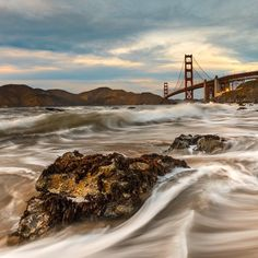 Golden Gate Bridge - Uczucia San Francisco