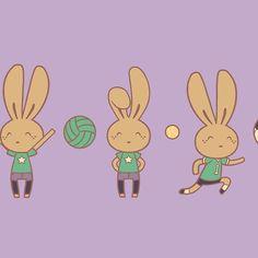 Hazel Bunny Passion