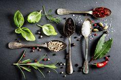 Spezie ed erbe aromatiche: una farmacia in cucina