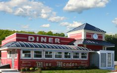 Miss Mendon Diner Mendon, MA. Formerly Ted's Diner of Milford, MA